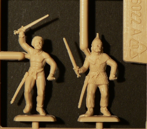 1/72 Italeri 6022 Gauls Warriors