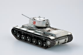 1/48 HobbyBooss 84814 Russia KV-1 model 1942