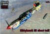 1/72 Sword 72064 Curtiss P-40K Kittyhawk III Short Tail
