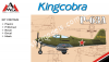 1/72 AMG 72412 Bell P-63A Kingcobra Soviet airforce