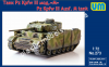 1/72 UM 273 Tank Panzer III Ausf M with protective screen