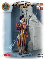 1/16 ICM 16002 Vatican Swiss Guard