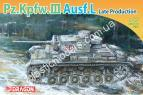 1/72 Dragon 7385 Pz.Kpfw.III Ausf.L Late Production