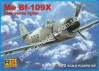 1/72 RS models 92051 Messerschmitt Bf 109 X