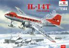 1/144 A-model 1481 IL-14T Polar Aviation