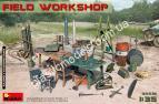 1/35 MiniArt 35591 Field Workshop