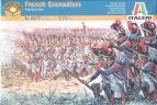 1/72 Italeri 6072 French Grenadiers