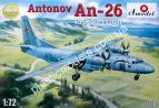 1/72 A-model 72118 AN-26 Late version