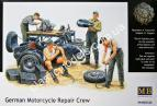 1/35 Master Box 3560 German Motorcycle Repair Crew