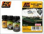 AK-063 Slimy And Fuel Effects Set