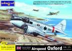 1/72 Admiral 7236 Airspeed Oxford Mk.I/II (International)