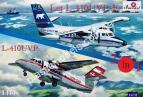 1/144 A-model 1472 Let L-410UVP Turbolet & L-410UVP-E Turbolet (2-in-1)
