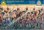 1/72 Italeri 6094 British Light Cavalry