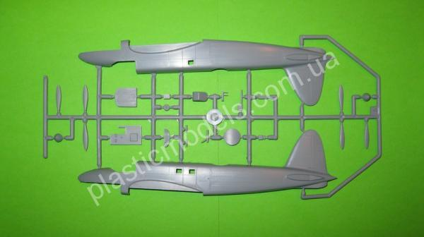 1/72 Special hobby 72036 Fiat CR.25 Italian Heavy Fighter