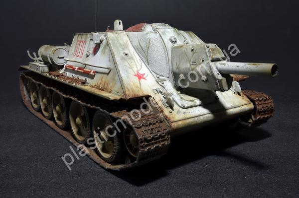 1/35 MiniArt 35181 SU-122 Early Production