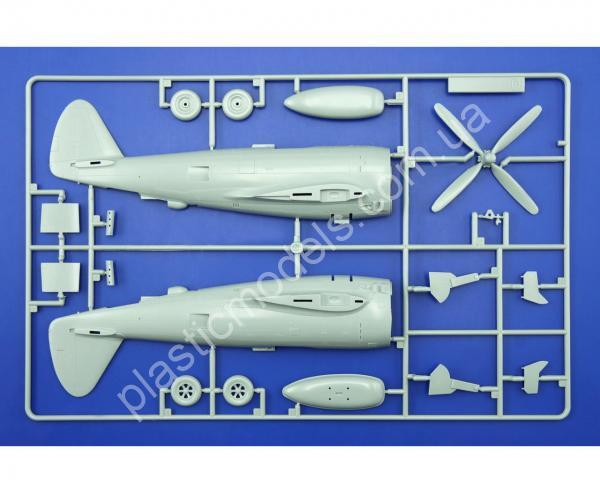 1/48 Eduard 1179 Jugs over Germany (P-47D)