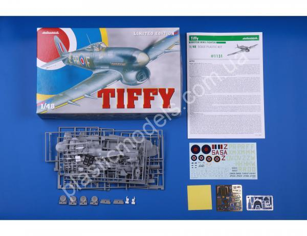 1/48 Eduard 1131 Typhoon Mk.IB Tiffy