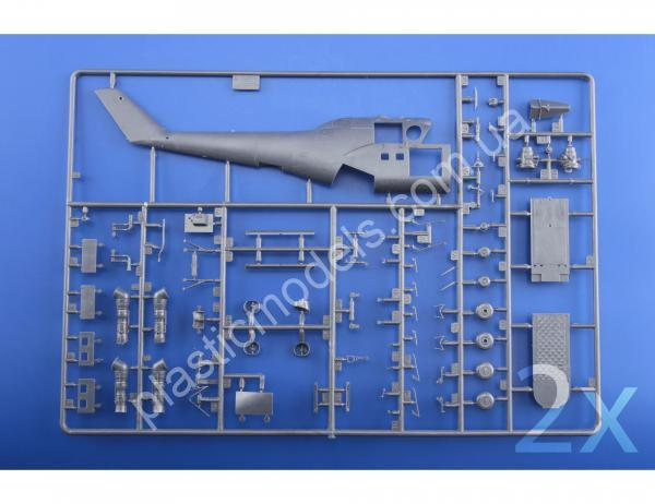 1/72 Eduard 2116 HIND Mi-24 in Czech and Czechoslovak service DUAL COMBO