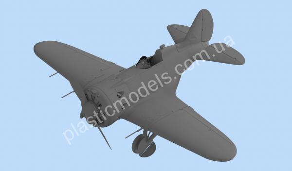 1/32 ICM 32002 I-16 type 28 Soviet Fighter