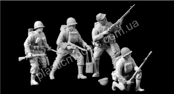 1/35 Dragon 6306 U.S. Rangers Normandy 1944