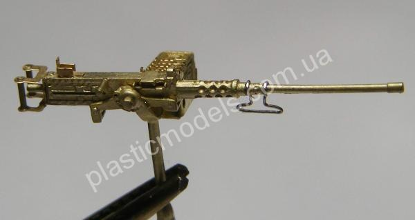 1/72 Mini World 7228 Браунинг M2 cal.50 на танковой Туреле