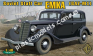 1/48 ACE 48104 GAZ-M1 'Emka' Soviet WW2 Staff Car