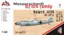 1/48 AMG 48717 Messerschmitt Bf.109D-1 (Poland, 1939)