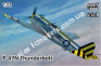 1/72 Sword 72121 Thunderbolt P-47N 2 in 1