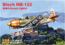 1/72 RS models 92217 Bloch MB-152