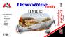 1/48 AMG 48405 Dewoitine D.500C1