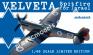 1/48 Eduard 11111 Velveta Spitfire pro Izrael