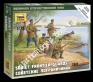 1/72 Zvezda 6144 Советские пограничники 1941