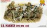 1/35 Dragon 6038 1/35 U.S. Marines (Iwo Jima 1945)