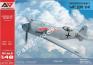 1/48 A&A Models 4810 Messerschmitt Me.209 V-4