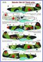 1/72 AML AMLD 72014 Yakovlev Yak-1 & Yak-7  Early series