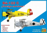 1/72 RS models 92223 Bücker 133 C