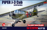 "1/48 SabreKits 4001 Piper J-3 Cub ""In US Service"""