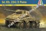 1/35 Italeri 202 Sd.Kfz.234/2 Puma