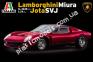 1/24 Italeri 3649 Lamborghini Miura Jota SVJ