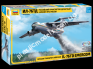 1/144 Zvezda 7029 Transport and Airdrop Aircraft Ilyushin Il-76TD