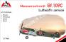 1/144 AMG 14425 Messerschmitt Bf.109C Luftwaffe service