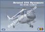 1/48 AMP 48010 Bristol 171 Sycamore Mk 52/Mk 14/HR14