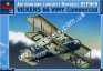 1/72 MAQUTTE 7222 Vickers 66 Vimy Commercial